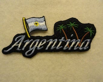 Argentina  Patch - FREE Shipping