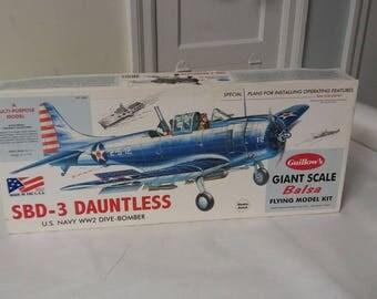 Dauntless Model