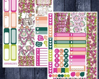 Weekend Sale Flower Child Kit for Personal Planner