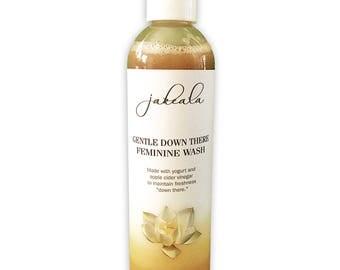 Vinegar feminine wash