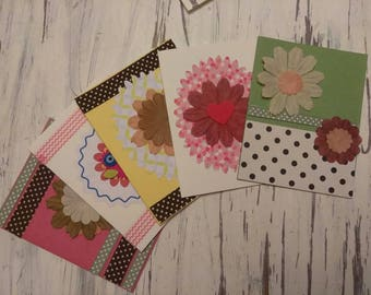 Holiday greeting cards and note cards