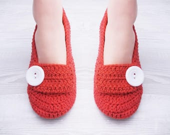 bedroom shoes. Crochet slippers shoes Slippers with buttons Adult  Summer Bedroom slipper Etsy