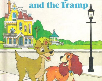 LADY and the TRAMP First Edition