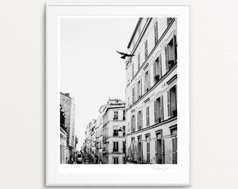 Limited Edition Paris Print, Paris Photography, Paris Street Photography, Paris Print, Paris Decor, Paris Wall Art, Paris Bedroom Decor