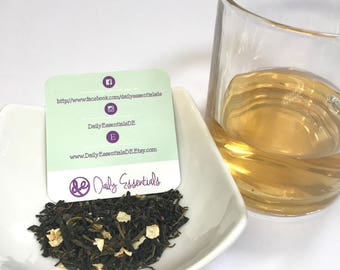 Jasmine Green Tea (Loose Leaf)
