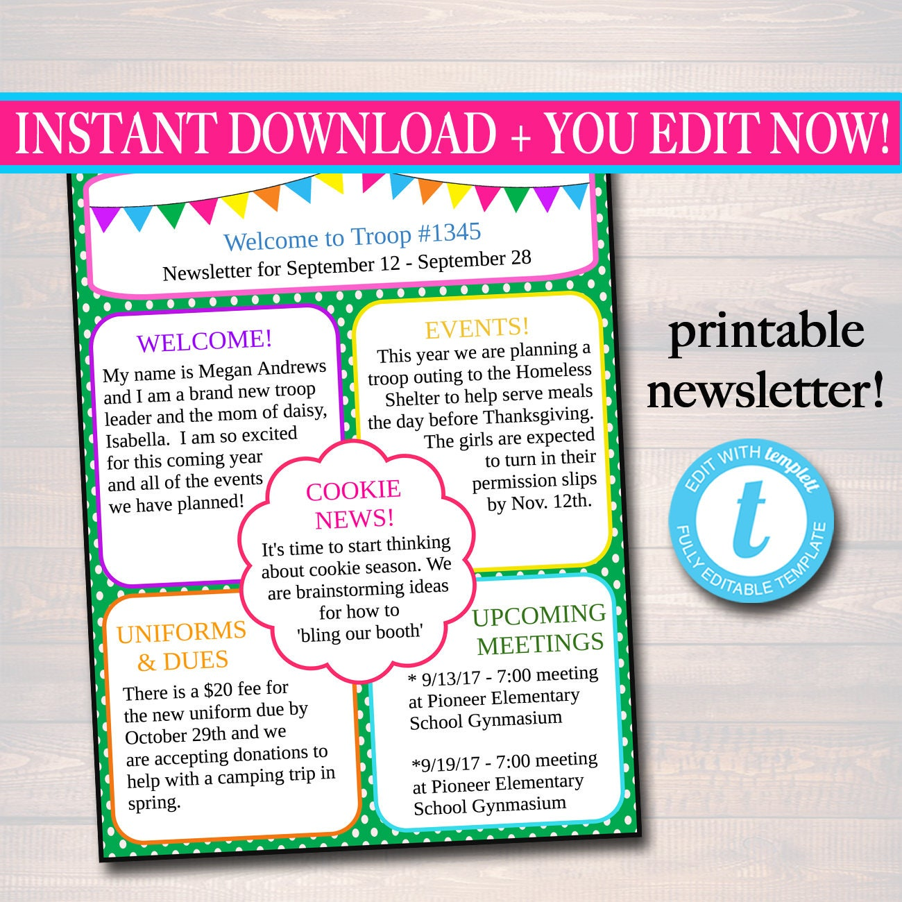 elementary school newsletter ideas - Newsletter Ideas