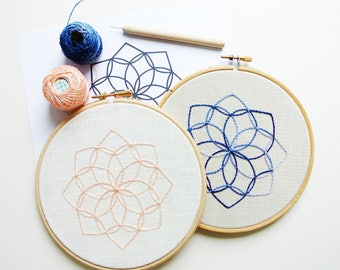 Tambour Embroidery Starter Kit