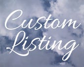 Custom Listing for erangl46