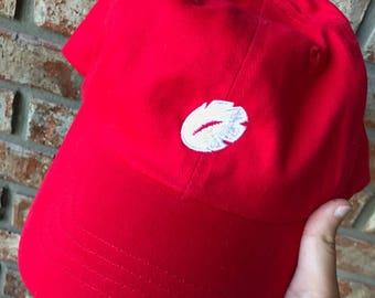 Lilo and stitch, lilo's dress leaf dad hat, baseball hat