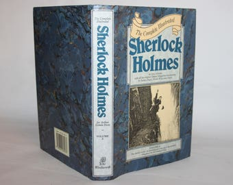 Complete illustrated Sherlock Holmes, volume 2, Arthur Conan Doyle, Wordsworth editions