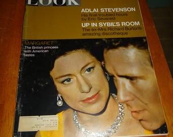 Vintage Look Magazine November 30, 1965