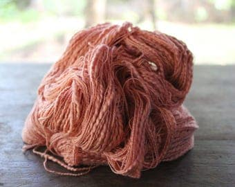 Organic Slub Cotton Yarn - Carnation 35
