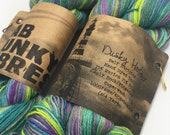 SELF-STRIPING ! - Dusky Harbour - 2 x 50g  - 16 Stripes