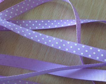 pretty Ribbon grosgrain lilac 402