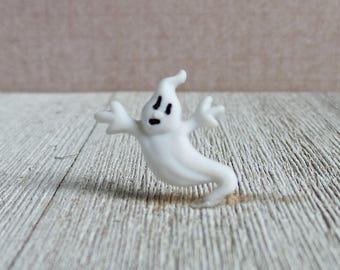 Ghost - Halloween - Spooky - Scary - Lapel Pin