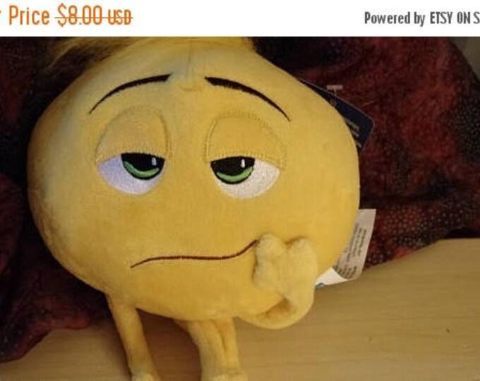Retrocon Sale - 8 inch Plush Mel Meh Doll - The Emoji Movie