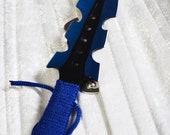 Sharp Blue Blades, BDSM Knife Play - on sale!