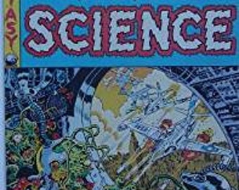 Weird Science Double Size Comic Book #3