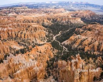 Bryce Canyon National Park, Photograph