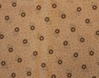 Wild Rose by Brannock & Patek for Moda  Pattern # 621 JS stock Quilt Fabric Sold by the HALF Yard