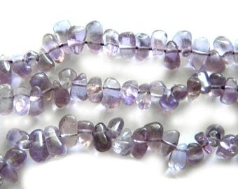 """15"""" Strand Tumbled Chip Amethyst Beads"""
