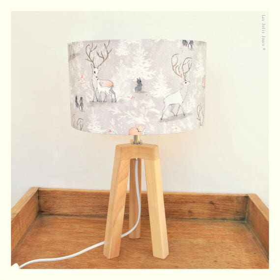 WINTER tripod lamp