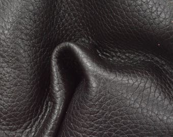 "Night Horizon Leather New Zealand Deer Hide 12"" x 12"" Pre-cut 2 1/2 ounces TA-57711 (Sec. 5,Shelf 7,B)"