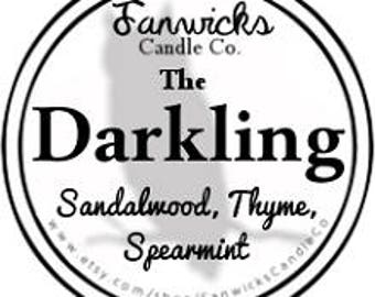 The Darkling Grisha Trilogy Inspired Fandom Candle - 4 oz
