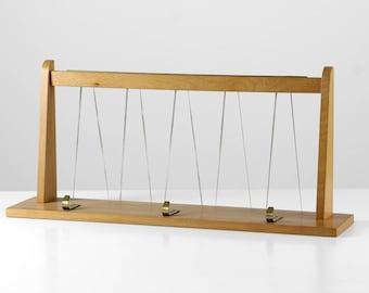 Bauhaus Holzregal möbel für den eingangsbereich vintage etsy de