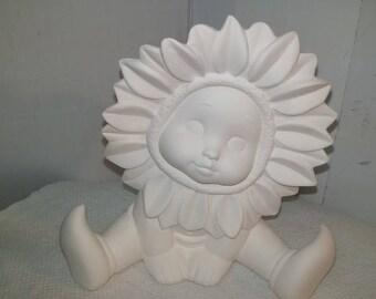 Sunflower Baby, Hands Down