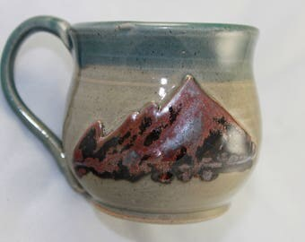 Flatirons Mountain Mug