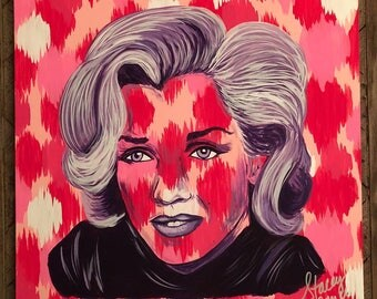 Marilyn Monroe Canvas Painting