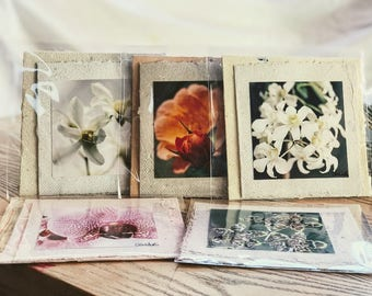 Home made greeting cards