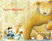 Card 466 Leo's Birthday