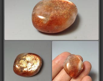 Top quality Sun Stone - not drilled