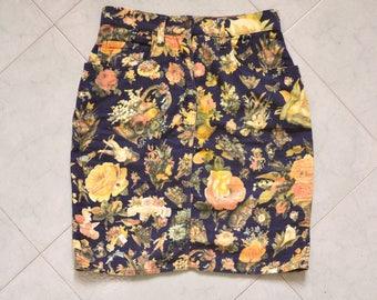 Original vintage MOSCHINO skirt