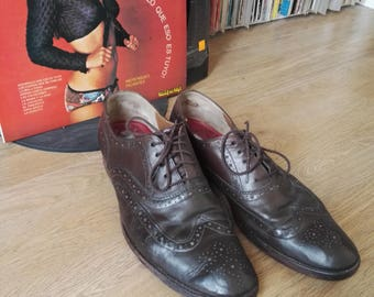 Brown Grenson Shoes size 8UK 9US