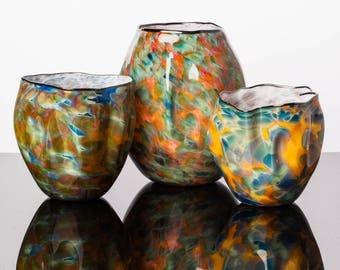 Impressionist Series Vessels