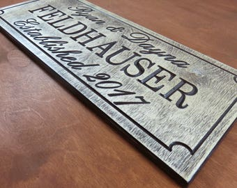 Closing Gift - Realtor - New Home Buyer - New Home Owner Gift - Realtor Closing - Thank You Gift - Family Signs - Housewarming Gift - Gifts