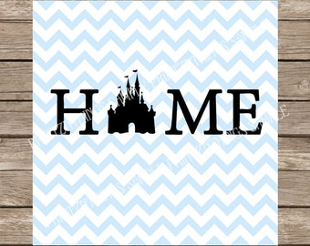 Disney SVG, Disney Castle svg, Disney Castle, svg, Castle, Disney, svg file, svg silhouette, svg file for cricut, svg disney disney home