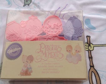 Wilton Precious Moments Cookie Cutters
