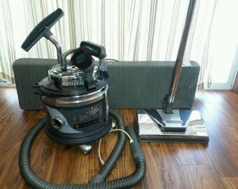 Majestic filter queen canister vacuum cleaner
