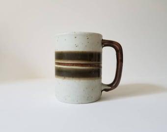 Vintage Stoneware Coffee / Tea Mug / Cup