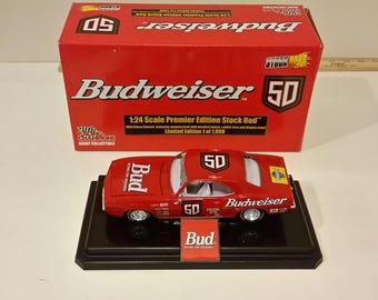 Racing Champions 50th Anniversasy 1:24 Scale Premier Edition Stock Rod, 1969 Camaro, 1998