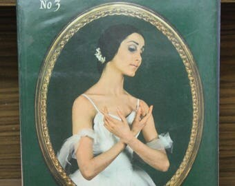 Vintage Princess Tina  Annual Book. Retro 1980s Teenage Annual Book, Ballet and Stories. BOOK NO 3