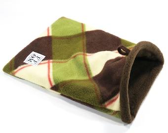 Small snuggle sack | small animal | bonding pouch | cuddle sack | rat | guinea pig | sugar glider | hedgehog | chinchilla | READY TO SHIP