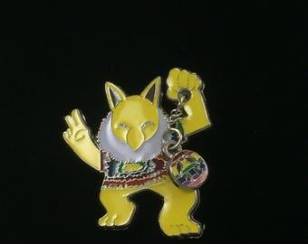 Heady Hypno Pokemon Dangler Pin