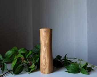Olive Wood Pepper and Salt Grinder, Handmade Pepper mill, Wooden Pepper mill, Chef Gift, Pepper Shaker, Housewarming Gift, Rustic Kitchen