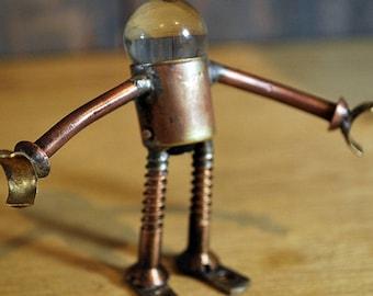 Marble Head Brass Bot
