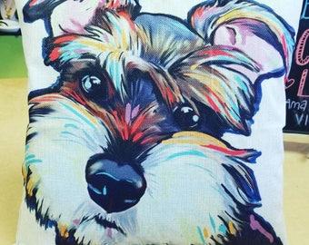Dog Pillow- Different breeds